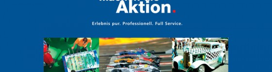 Aktionspaket Mall-Marketing Overview