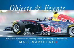 Full Service Attraktionen für Shopping Center. Unterhaltung pur. Professionell.